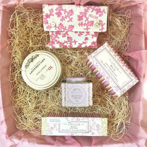 The Heavenly Relaxing Gift Box