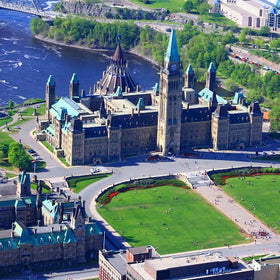 Helicopter Tour - Ottawa