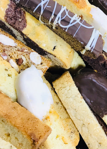 ASSORTED BISCOTTI PLATTER (36)