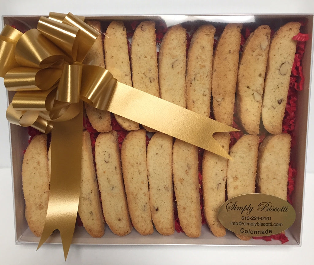 20pc Biscotti Box