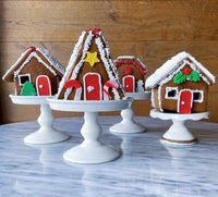 gingerbread village activity kit