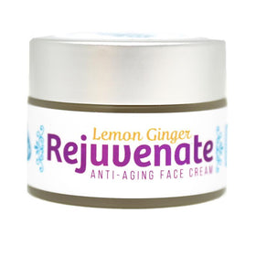 ANTI-AGING FACE CREAM (Lemon Ginger) – 250MG