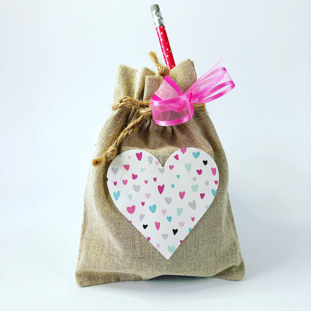 Kids Valentine Gift Bag