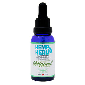 Organic Original Tincture – 750MG