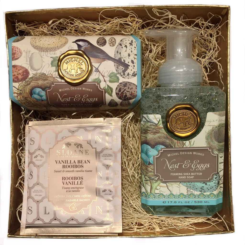 Nest & Eggs Gift Box
