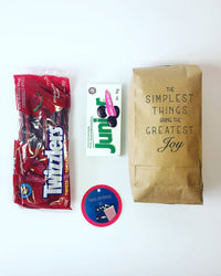 Movie night in a bag