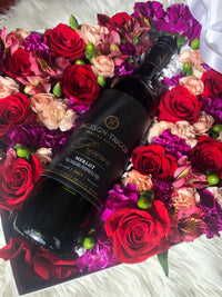 Red Wine Bloom Box