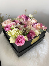 Mixed Blooms - Square Box