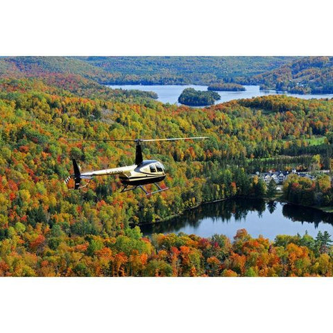 Helicopter Tour - Tremblant