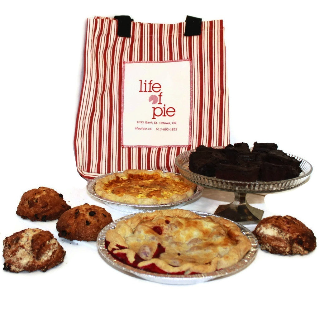 Baked Goods - Cottage Pack Gift Bag