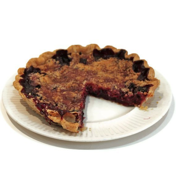 Baked Goods - Triple Berry Crisp Pie
