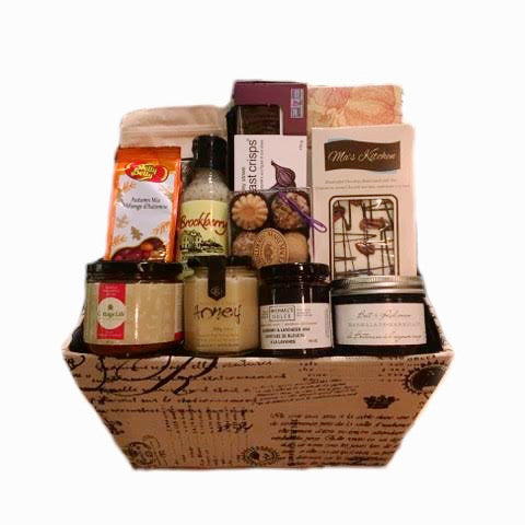 Best of Gourmet Large Gift Basket