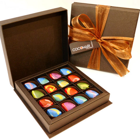 Keepsake 16-Box Chocolate Gems