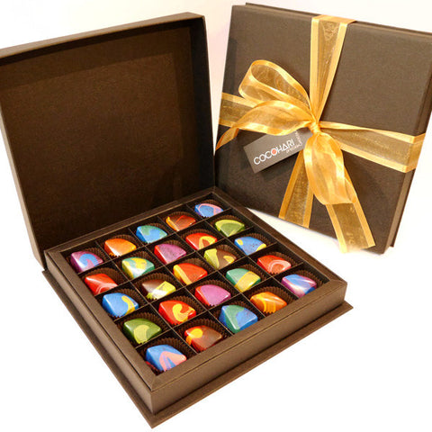 Keepsake 25-Box Chocolate Gems