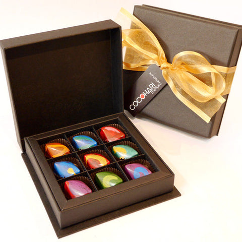 Keepsake 9-Box Chocolate Gems