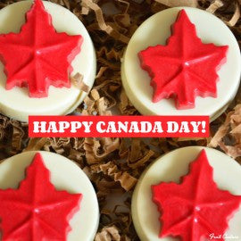 Canada Day Oreo Cookies
