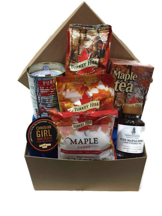 Canadian Mom Gift Basket