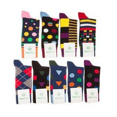 Unisex Collection II Socks - 9 Pack