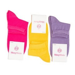 Women's Ankle Socks - 3 Pack