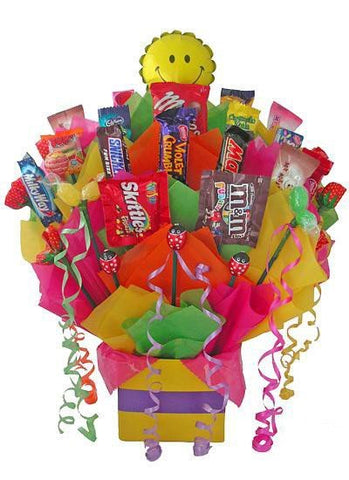 Floral - Chocolate Party Bouquet