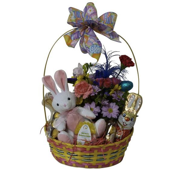 Funny bunny bundle givopoly ottawa local gift delivery floral funny bunny bundle negle Gallery