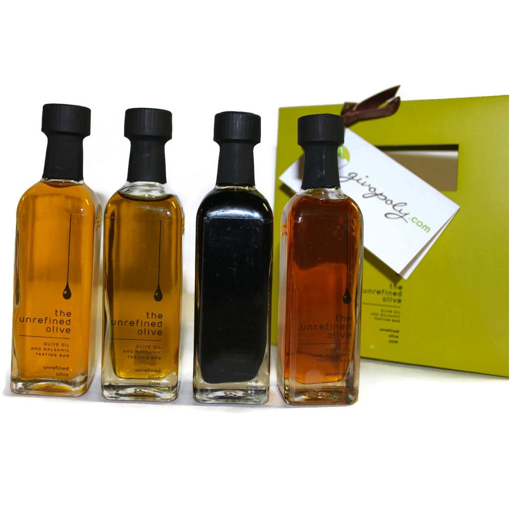 Food - Unrefined Olive Gift Package