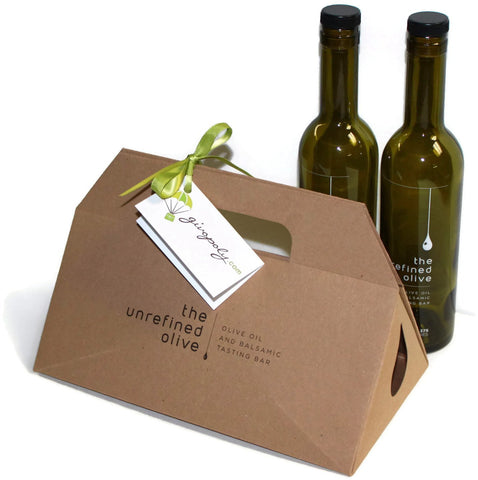 Unrefined Olive Gift Sets