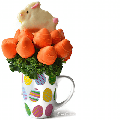 Fruit Basket - Bunny Bouquet