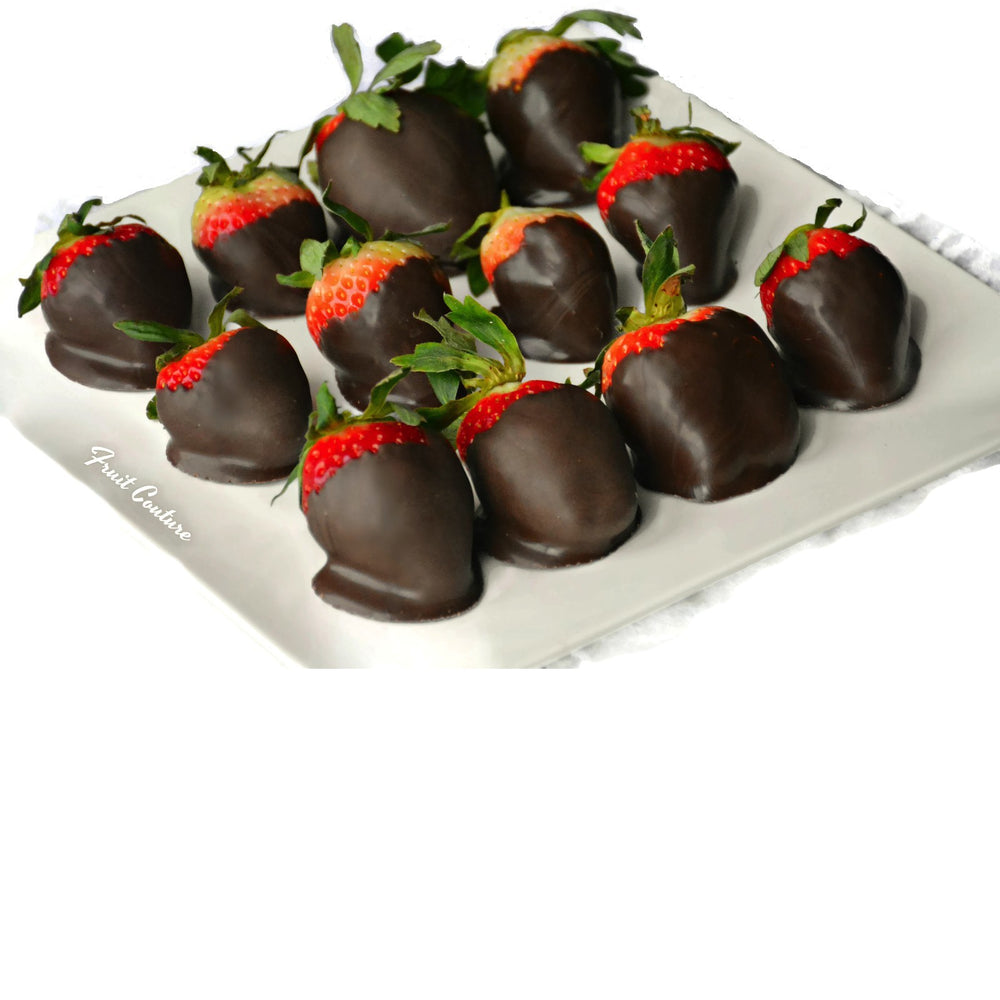 Fruit Basket - Classic Chocolate Dipped Berries