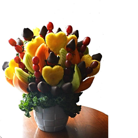 Fruit Basket - Classic Dipped Bouquet