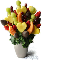 Fruit Basket - Classic Elegance Bouquet