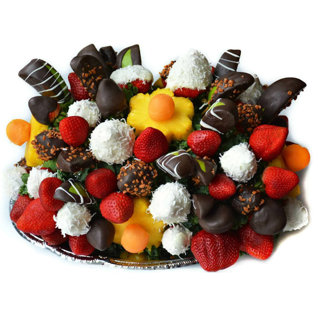 Fruit Basket - Elegance Platter
