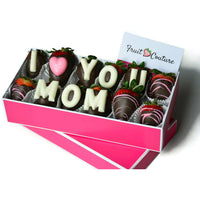 Fruit Basket - I LOVE YOU MOM - Berries