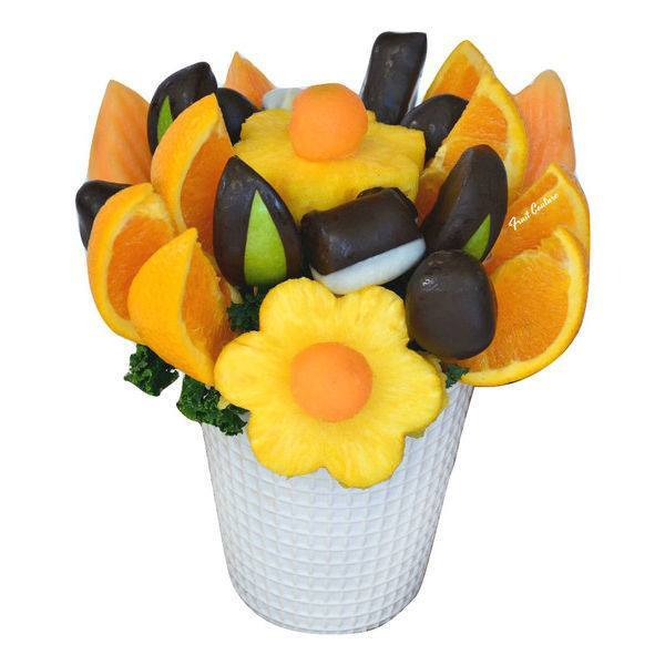 Fruit Basket - Orange Delight
