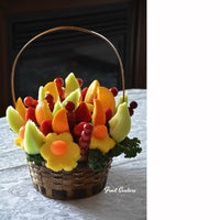 Fruit Basket - Orange Extravaganza