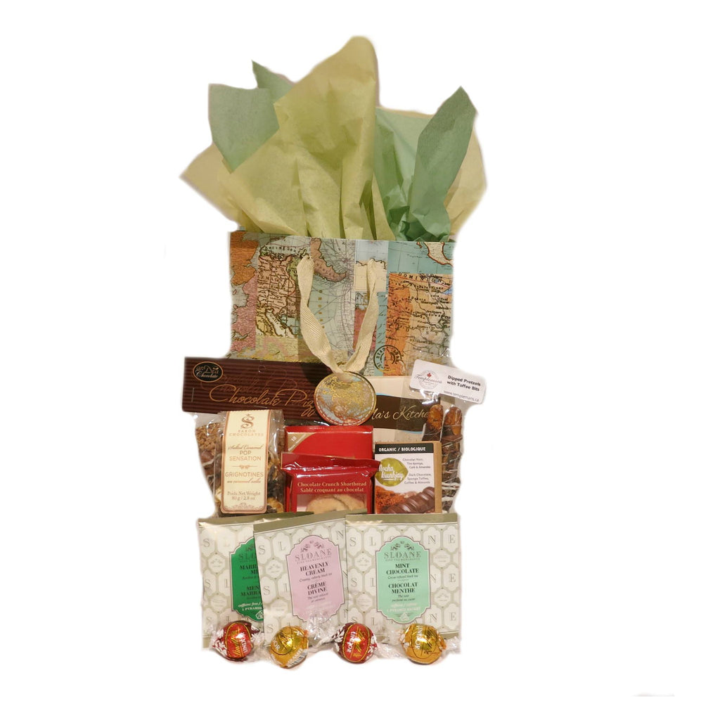 Gift Basket - Chocolate Lover's Gift Bag