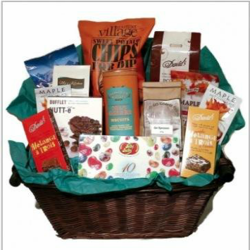 Treats Gift Basket
