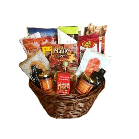 Gluten Free Maple Treat Basket