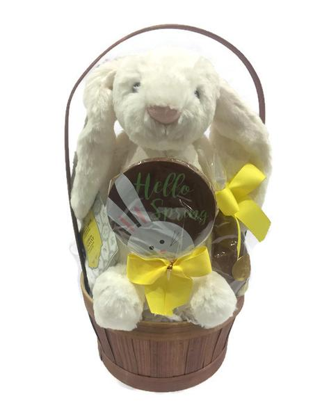 Hello spring gift basket givopoly ottawa local gift delivery gift basket negle Gallery