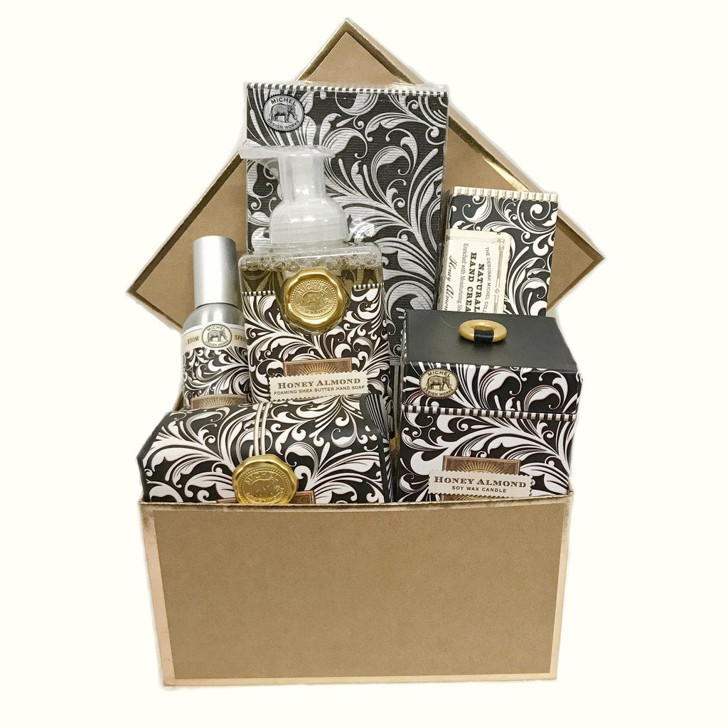 The Honey Almond Gift Box
