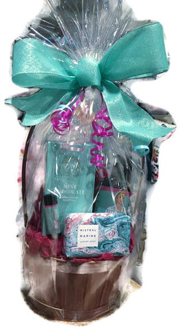 Nurse's Rescue Gift Basket