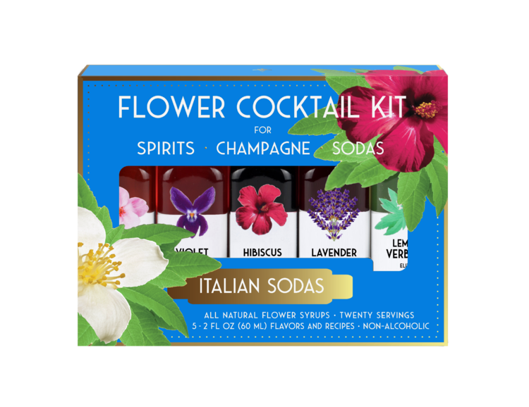 Italian Soda Lovers Cocktail Kit
