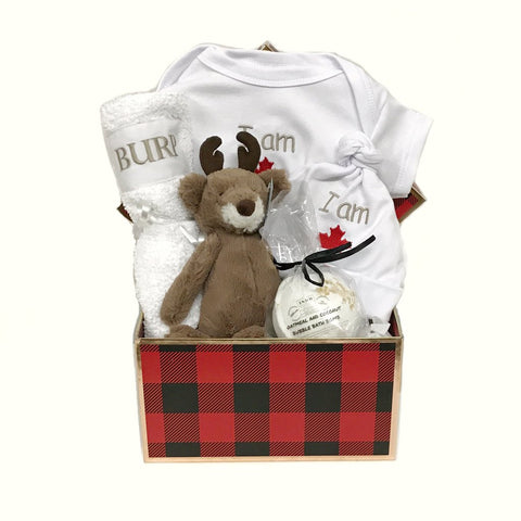 Made in Canada - Baby Gift