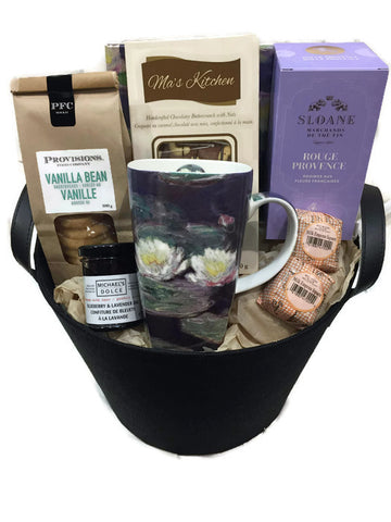 Tea & Cozy Gift Basket