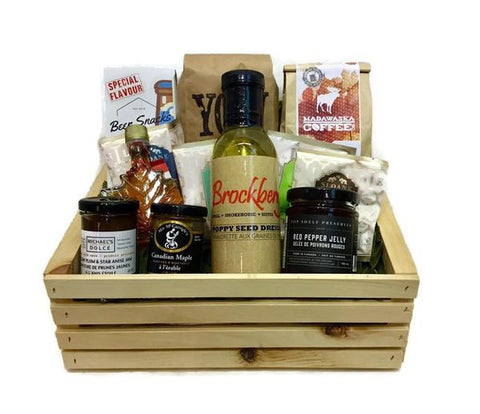 Ottawa Valley Gift Crate - Small Size