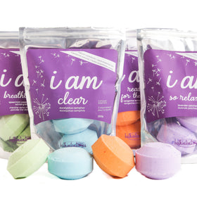 i am at the spa – ultimate shower steamers set