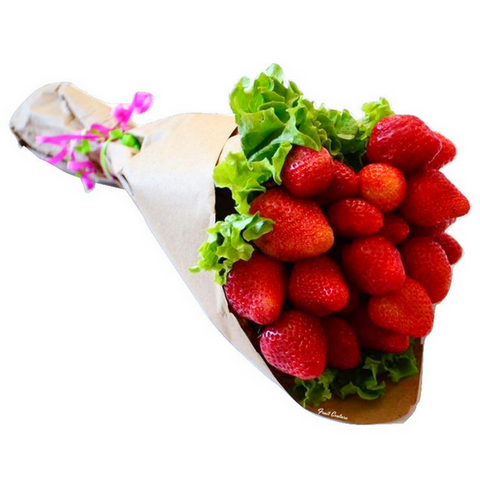 Strawberry Bunch Bouquet