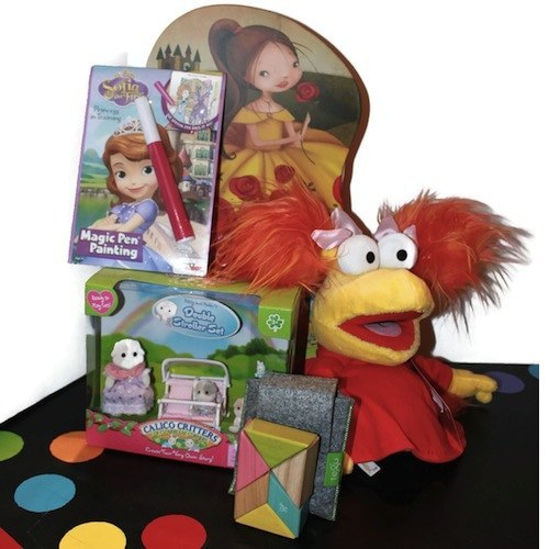Toys - Sick Kids Activity Gifts For Girls