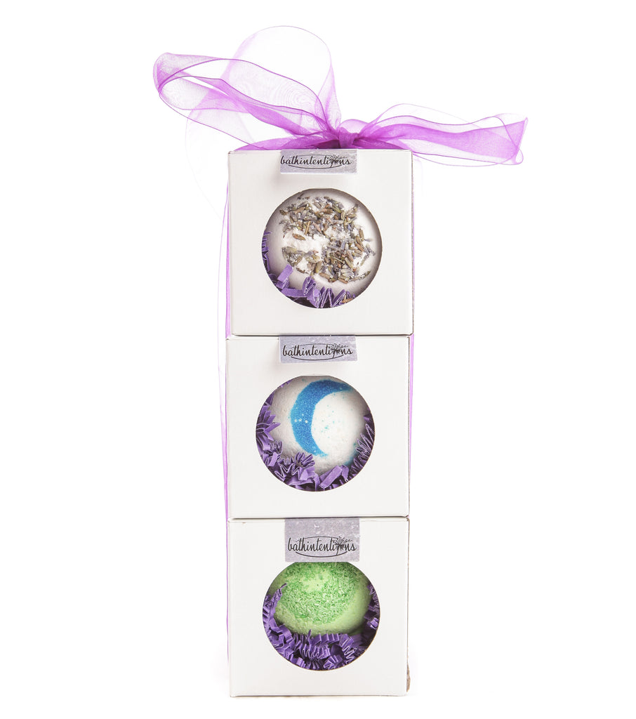 i am relaxed and rested – trio gift set