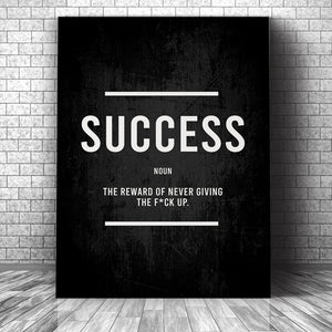 Success Noun